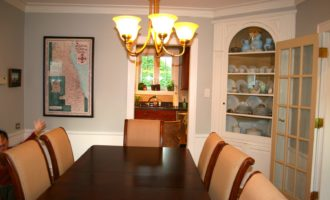 Dining Room Makeover: After Pics