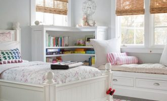 Blue Paint Colors for Girls Room