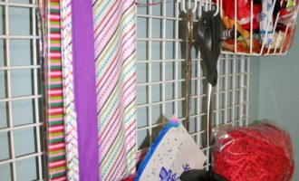 Gift Wrap Room in Your Home