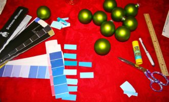 Holiday Place Settings – Name Cards