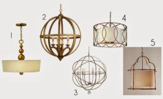 Living Room Light Fixtures