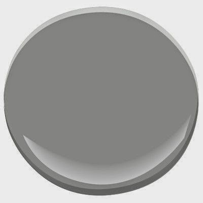 Using gray paint colors when staging your home home with for Thunder grey benjamin moore
