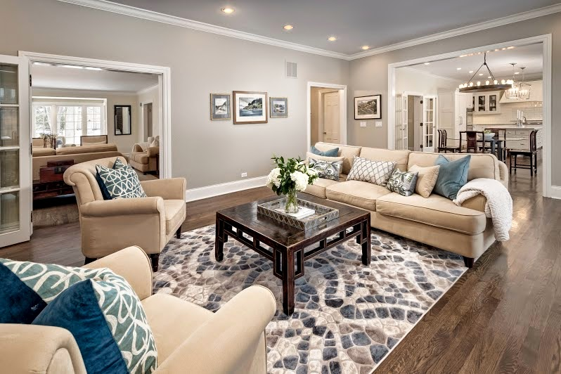 The Best Gray Paint Colors   Updated Often  Home with Keki   Revere Pewter Benjamin Moore For Great Room  Arctic Seal Benjamin Moore in  Entrance. Benjamin Moore Revere Pewter Living Room. Home Design Ideas