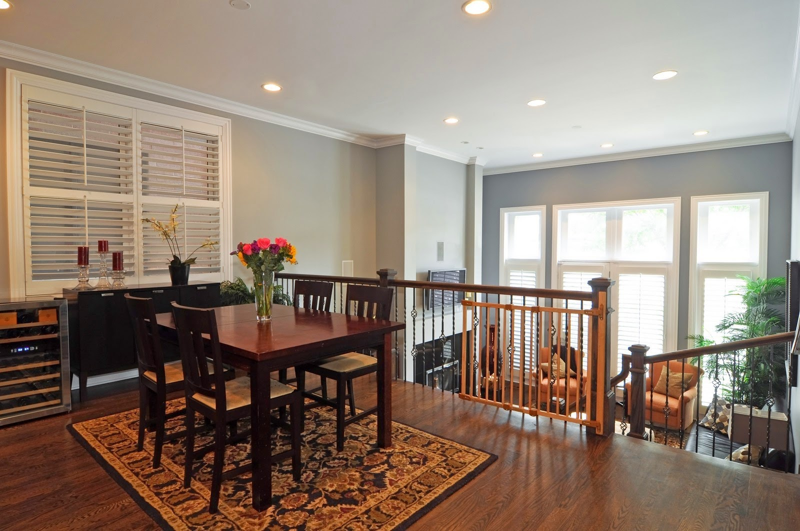 The best gray paint colors updated often home with keki for Best dining room paint colors 2015