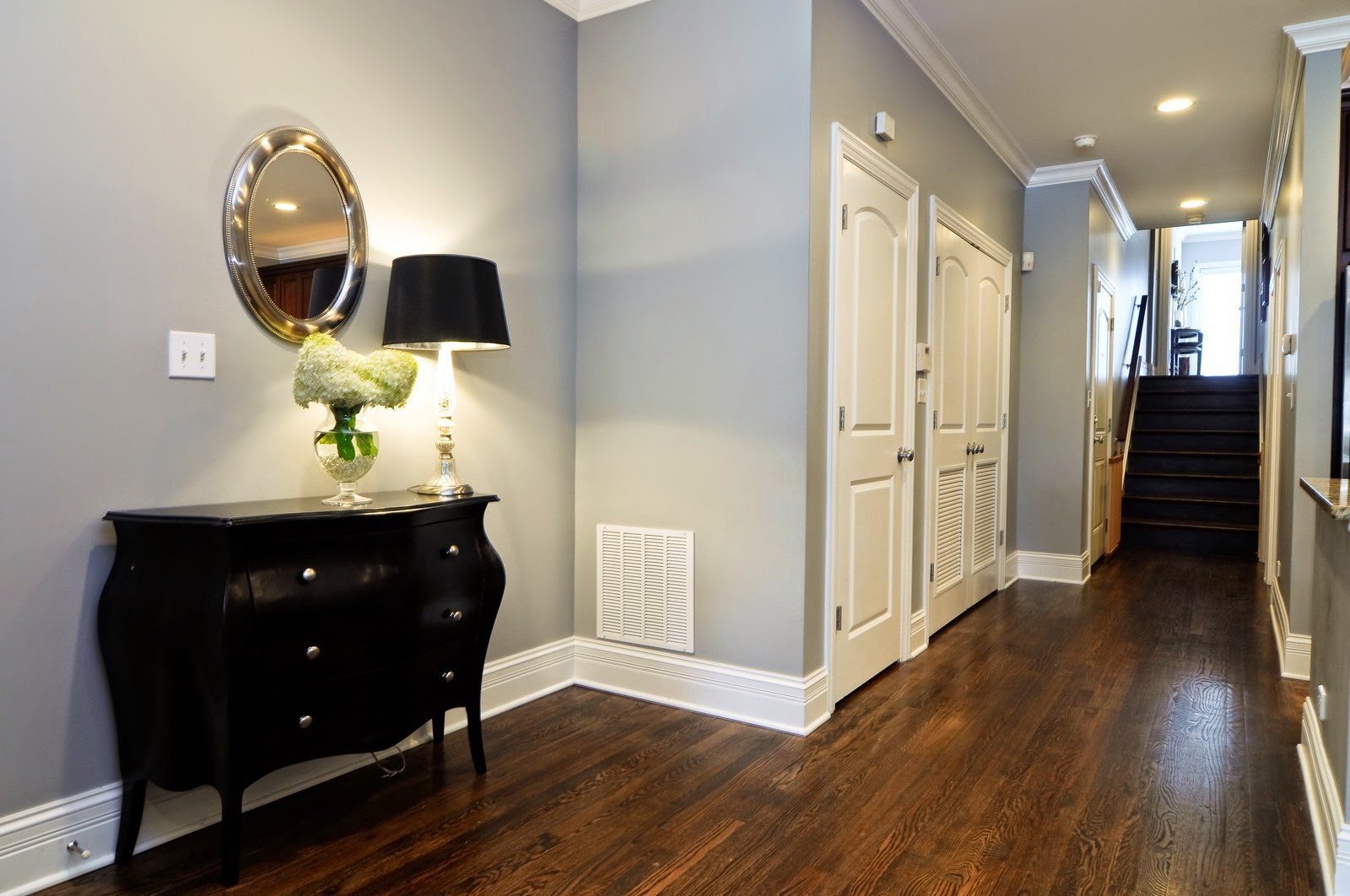 The best gray paint colors updated often home with keki Paint colors that go with grey flooring