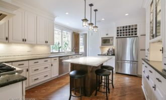 Home Staging 1514 Central, Wilmette
