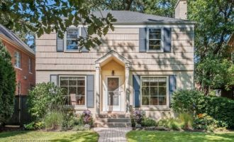 Feature Friday // 1234 Isabella, Wilmette