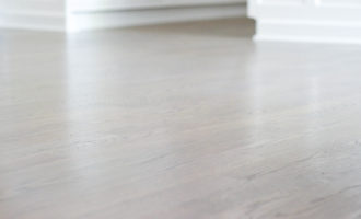 Staining Hardwood Floors Grey
