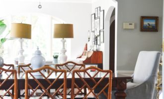 Mixing Dining Room Chair Styles