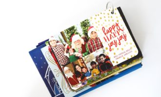 Holiday Card Organizer
