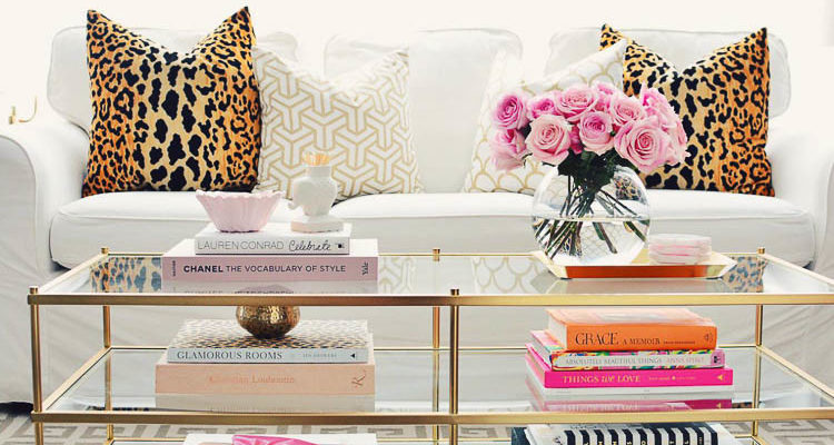 How to Style A Coffee Table