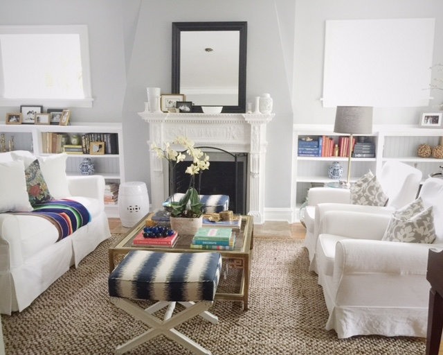 Perfect RELATED POSTS. Classic Vintage Transitional Living Room