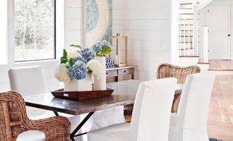 Slipcovered Dining Chairs // Must Have Monday