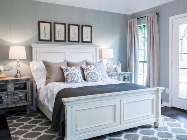 Superieur So I Start With A Color Scheme And Some Master Bedroom Gray Paint Colors. A  Calm Light Gray. Found Some Inspirations Photos With Light Gray Walls For A  ...