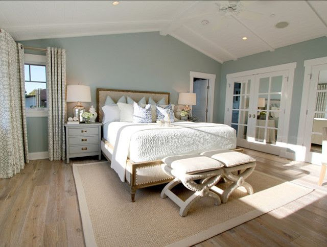 Master Bedroom Gray Paint Colors - Home with Keki