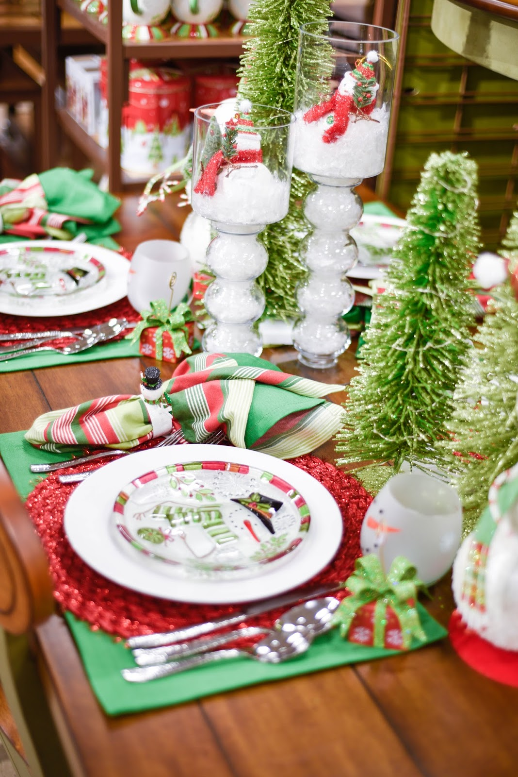 Holiday Tablescapes Home With Keki