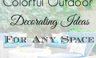 Decorating Ideas For Outdoor Spaces