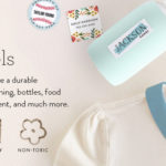 Minted Permanent Clothing Labels