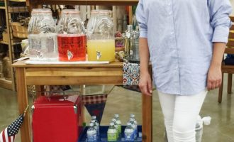 Outdoor Summer Barcart