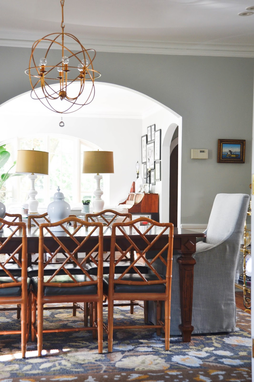 Mixing Dining Room Chair Styles - Home with Keki