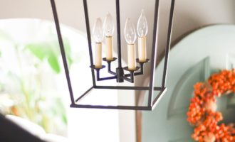 Foyer Lantern Chandelier