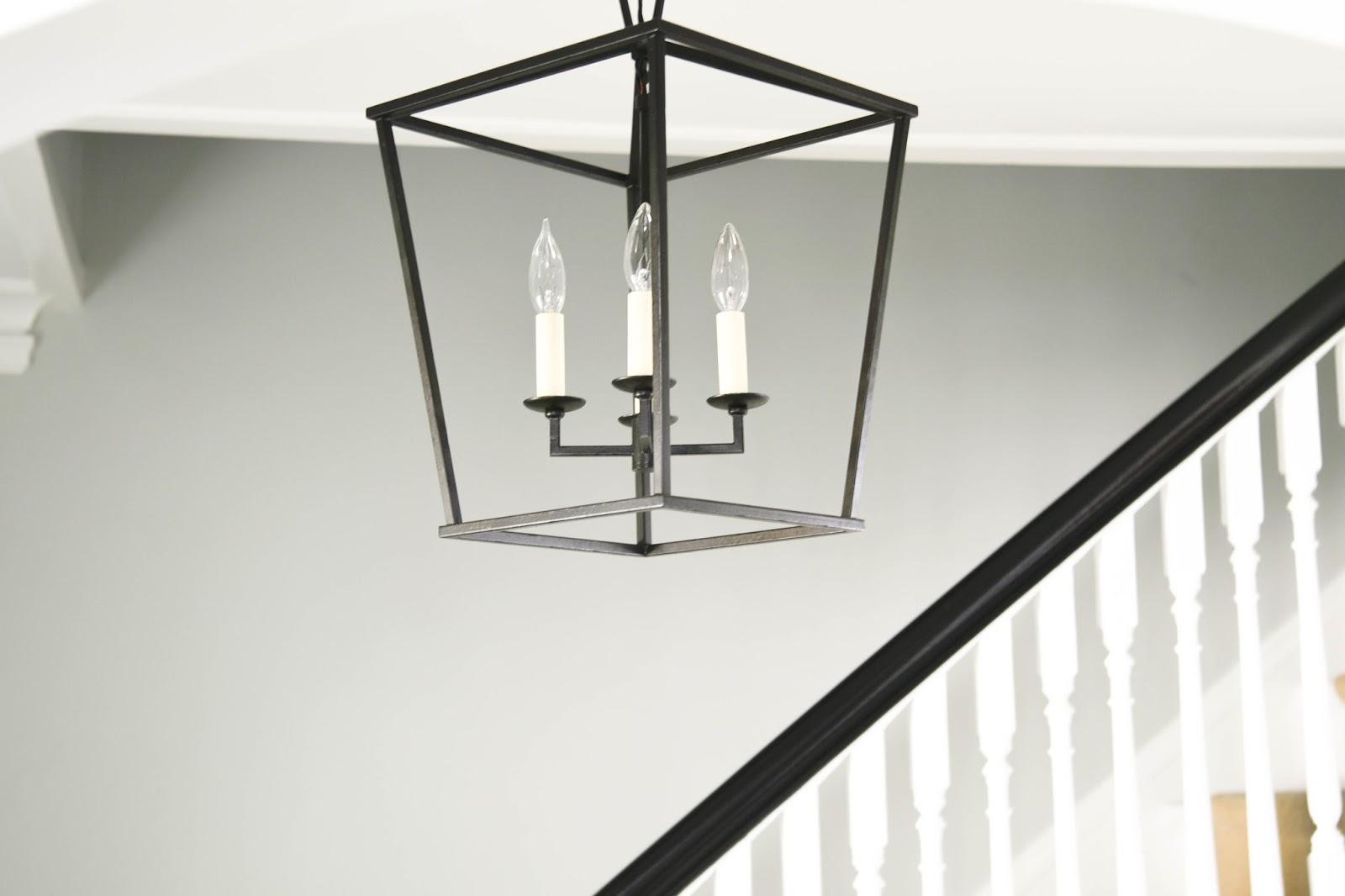 Inspirational Foyer Lantern Chandelier for any Modern American Farmhouse lightfixtures lanterns design