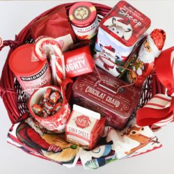 gift giving baskets for the holidays