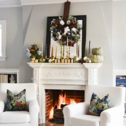 thanksgiving decor and styling ideas for your home www.homewithkeki.com
