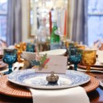 How To Create A Vintage Inspired Thanksgiving Tablescape