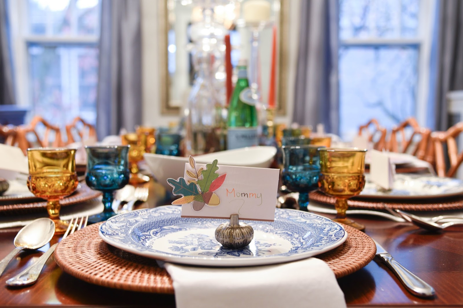 How To Create A Vintage Inspired Thanksgiving Tablescape Home With Keki