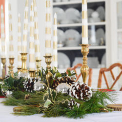 holiday tablescapes on a budget and christmas decor ideas www.homewithkeki.com