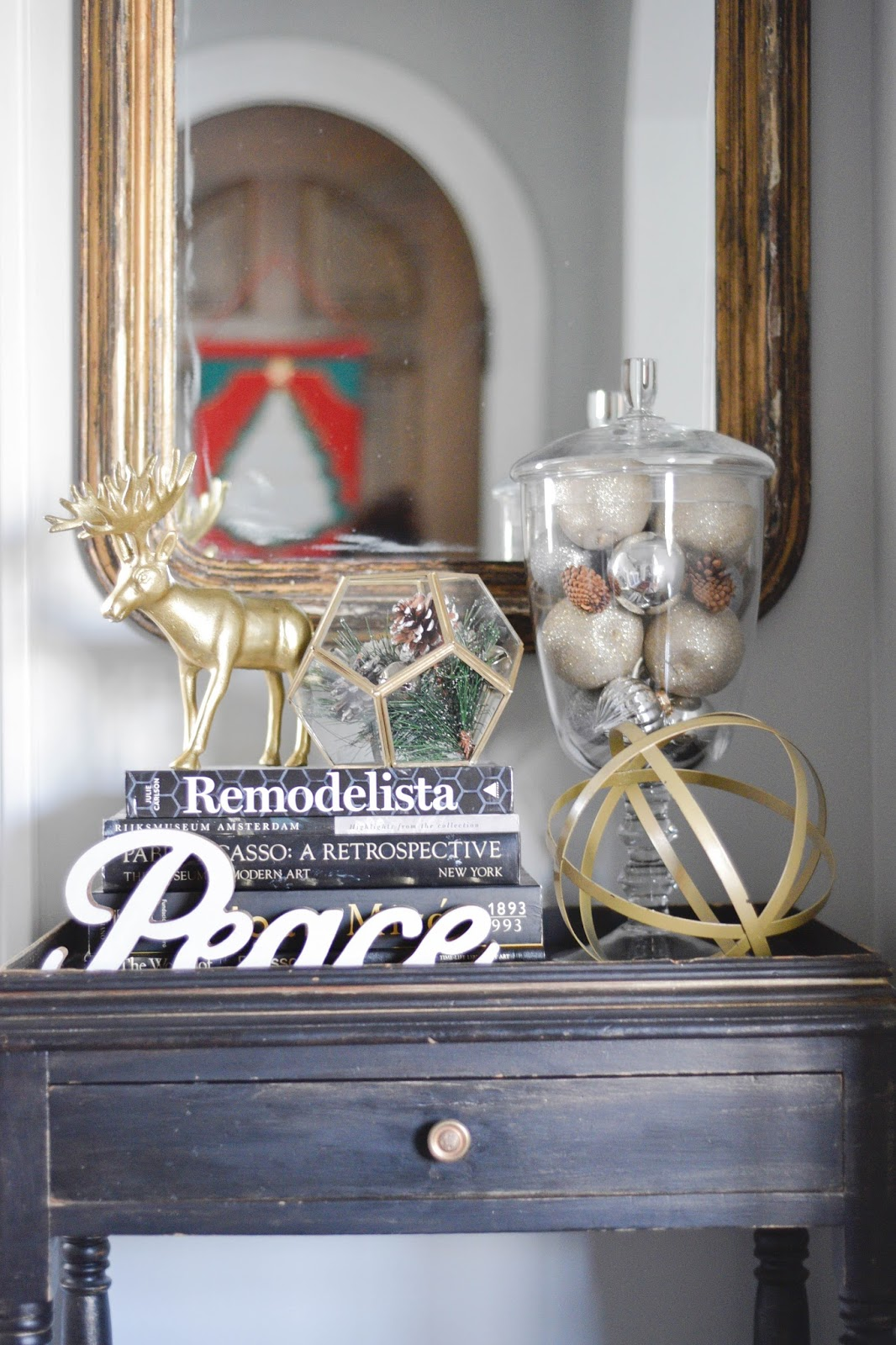 Holiday decorations 2016 home with keki for Decor 2016