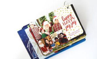 Holiday Card Organizer