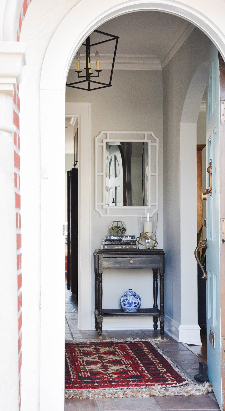 Foyer table styling home with keki - What is a foyer ...