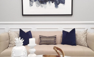 How to Choose and Style Throw Pillows
