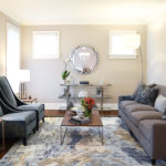 Project: Designing a Transitional Living Room