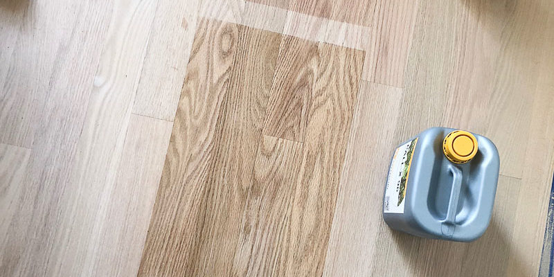 Lake Condo Project: Light Hardwood Flooring