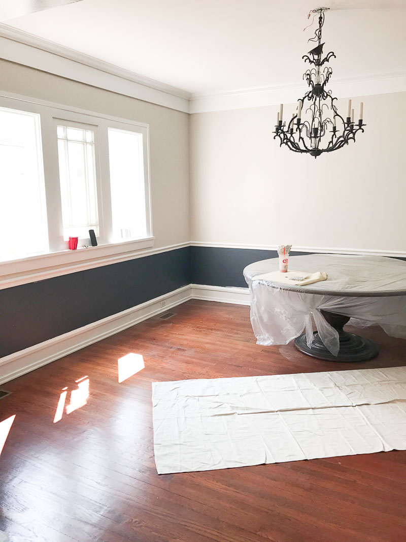 Traditional Burb Project: Vintage Colonial Dining Room ...