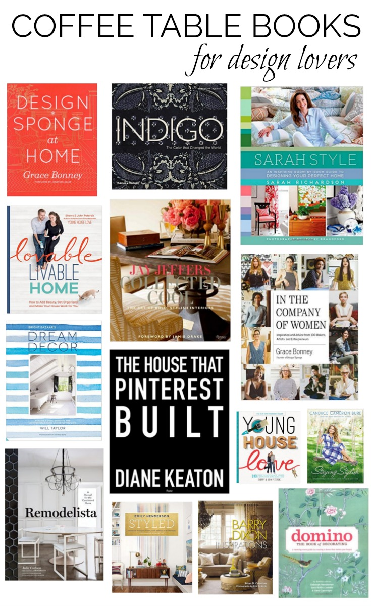 Coffee Table Books For Design Lovers Home With Keki