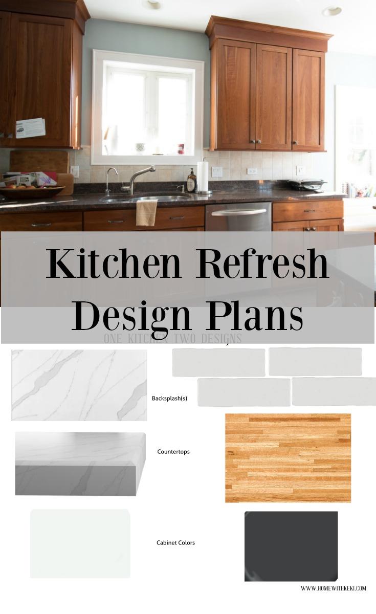 Kitchen Refresh Plans Home With Keki